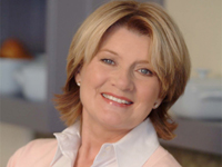 Book Karen Neuburger for your next corporate event, function, or private party.