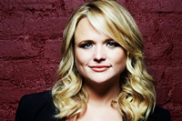 Book Miranda Lambert for your next corporate event, function, or private party.