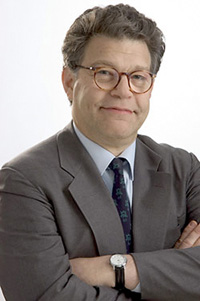 Book Al Franken for your next corporate event, function, or private party.