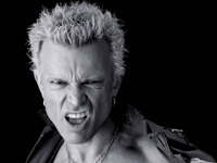 Book Billy Idol for your next corporate event, function, or private party.