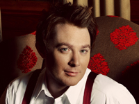 Book Clay Aiken for your next corporate event, function, or private party.