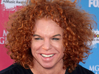 Book Carrot Top for your next corporate event, function, or private party.