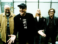 Book Cheap Trick for your next corporate event, function, or private party.