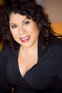Book Debi Gutierrez for your next corporate event, function, or private party.