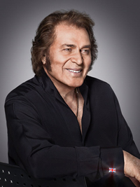 Book Engelbert Humperdinck for your next corporate event, function, or private party.