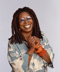 Hire Whoopi Goldberg as