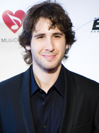 Book Josh Groban for your next corporate event, function, or private party.