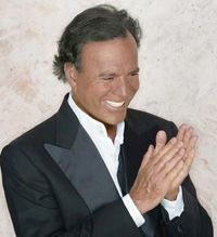 Hire Julio Iglesias as