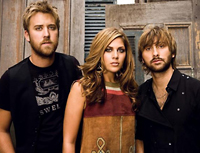 Book Lady Antebellum for your next corporate event, function, or private party.