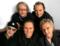 Book Loverboy for your next corporate event, function, or private party.