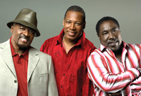Book The O'Jays for your next corporate event, function, or private party.