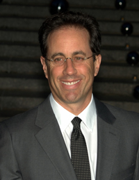 Book Jerry Seinfeld for your next corporate event, function, or private party.