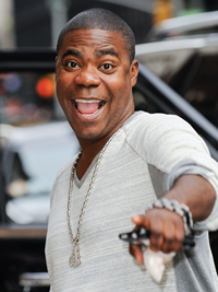Book Tracy Morgan for your next corporate event, function, or private party.