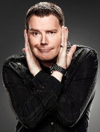 Book Brad Sherwood for your next corporate event, function, or private party.