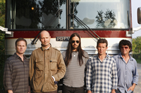 Book The Tragically Hip for your next corporate event, function, or private party.