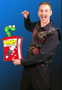 Book Amore the Magician for your next corporate event, function, or private party.