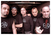 Book Anthrax for your next corporate event, function, or private party.