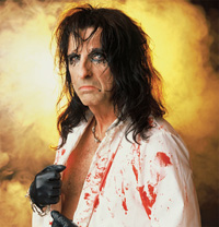 Book Alice Cooper for your next corporate event, function, or private party.