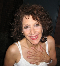 Book Andrea Martin for your next corporate event, function, or private party.