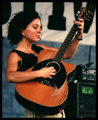 Book Ani DiFranco for your next corporate event, function, or private party.