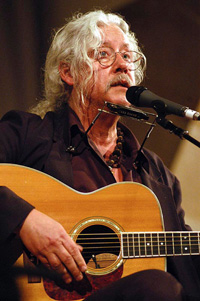 Book Arlo Guthrie for your next corporate event, function, or private party.