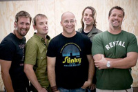 Book Sister Hazel for your next corporate event, function, or private party.