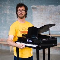 Book Ben Folds for your next corporate event, function, or private party.