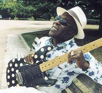 Hire Buddy Guy as