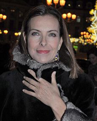 Book Carole Bouquet for your next corporate event, function, or private party.