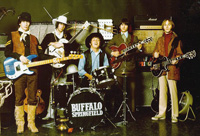 Book Buffalo Springfield for your next corporate event, function, or private party.