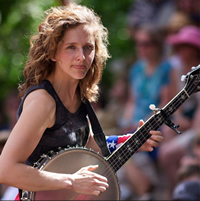 Book Abigail Washburn for your next corporate event, function, or private party.