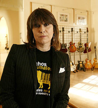 Book Chrissie Hynde for your next corporate event, function, or private party.