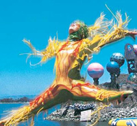 Book Cirque De La Mer for your next corporate event, function, or private party.