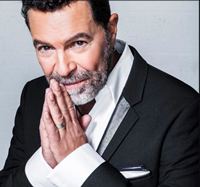 Book Clint Holmes for your next corporate event, function, or private party.