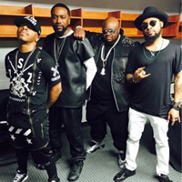 Book Dru Hill for your next corporate event, function, or private party.