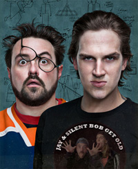 Book Kevin Smith & Jason Mewes (Jay And Silent Bob) for your next corporate event, function, or private party.