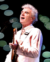 Book David Byrne for your next corporate event, function, or private party.