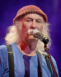 Book David Crosby for your next corporate event, function, or private party.