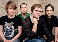 Book Death Cab For Cutie for your next corporate event, function, or private party.