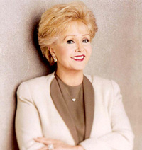 Book Debbie Reynolds for your next corporate event, function, or private party.
