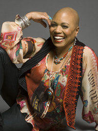 Book Dee Dee Bridgewater for your next corporate event, function, or private party.