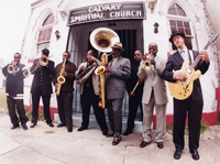 Book Dirty Dozen Brass Band for your next corporate event, function, or private party.