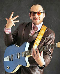 Book Elvis Costello for your next corporate event, function, or private party.