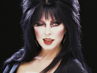 Book Elvira, Mistress Of The Dark for your next corporate event, function, or private party.