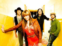 Book Grace Potter & The Nocturnals for your next corporate event, function, or private party.