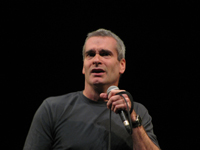 Book Henry Rollins for your next corporate event, function, or private party.