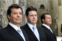 Book The Irish Tenors for your next corporate event, function, or private party.