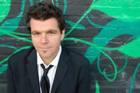 Book Ian Bagg for your next corporate event, function, or private party.