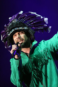 Book Jamiroquai for your next corporate event, function, or private party.