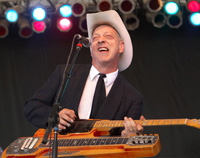 Book Junior Brown for your next corporate event, function, or private party.